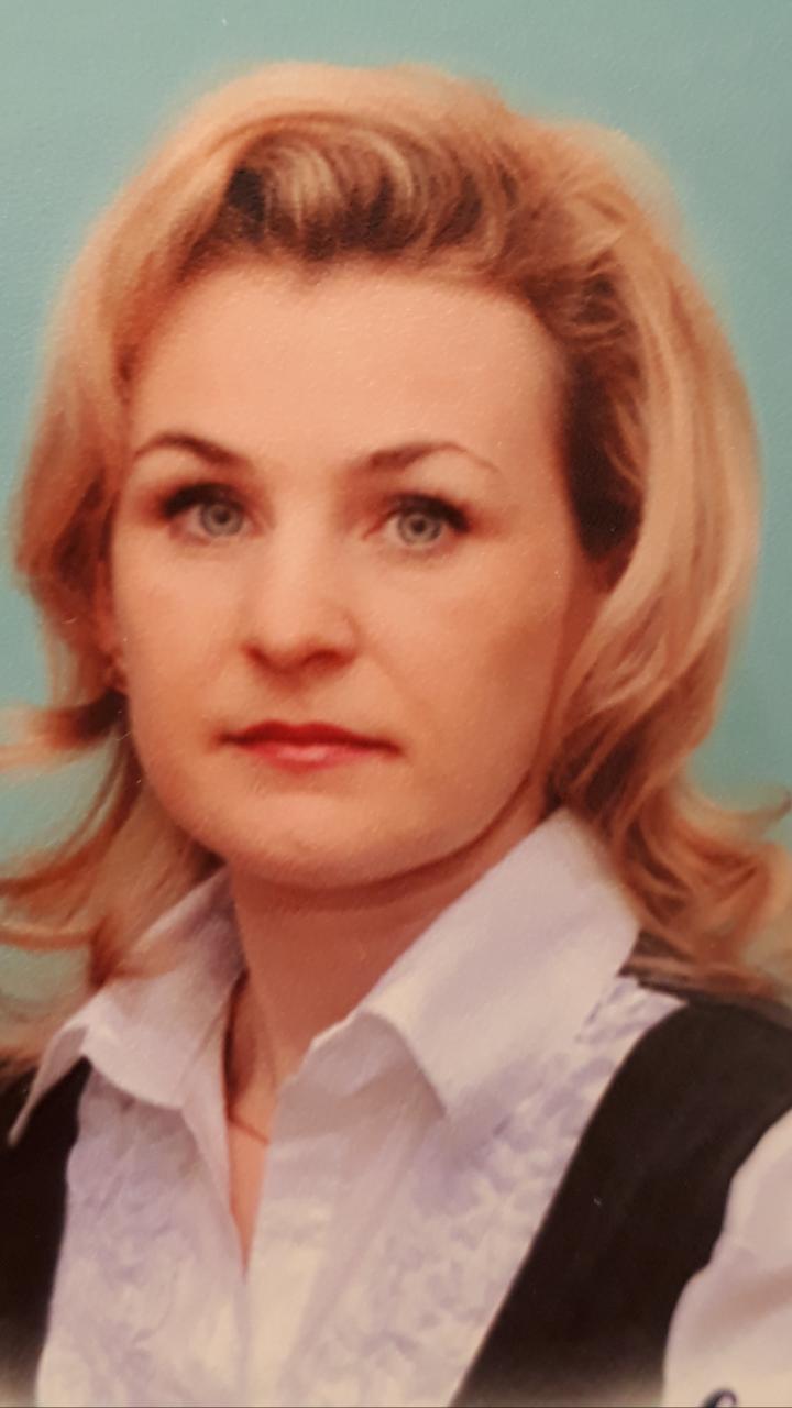 Колясникова Оксана Сергеевна